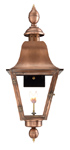 Audubon gas lantern from Primo Lanterns