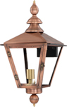 Charleston PL-CT-27G Wind Guard from Primo Lanterns