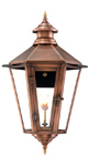Nottoway gas lantern from Primo Lanterns