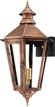 Nottoway NW-26G Wind Guard from Primo Lanterns