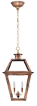 Orleans OL-22E Electric lantern Chain Hung mount from Primo Lanterns