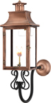Royal RL21G Gooseneck mount lantern from Primo Lanterns