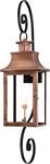Royal Double Scroll gas lantern from Primo Lanterns