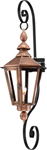Vicksburg VB-27G Double Scroll mount from Primo Lanterns