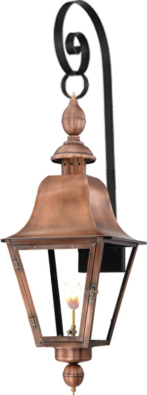 Audubon PL30 Top Scroll Mount from Primo Lanterns