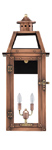 Bienville PL-BV-20E Electric Lantern from Primo Lanterns