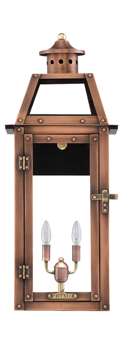 Bienville PL-BV-20E Electric Lanterns from Primo Lanterns