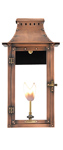 Breaux Bridge PL19G Gas Lantern from Primo Lanterns