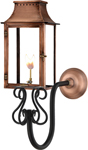 Breaux Bridge PL-BB-19G Gooseneck mount from Primo Lanterns
