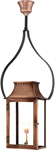 Breaux Bridge PL-BB-19G Tear Drop mount from Primo Lanterns