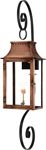 Breaux Bridge PL-BB-19G Double Scroll mount from Primo Lanterns
