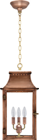 Breaux Bridge PL-BB-19E Chain Hung lantern from Primo Lanterns