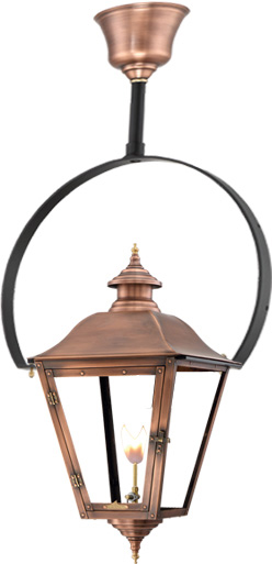 Jolie JL22G Half Yoke mount from Primo Lanterns