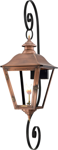 Jolie JL22G Double Scroll mount from Primo Lanterns