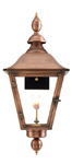 Oak Alley OA28G Gas Lanterns from Primo Lanterns
