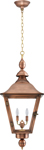 Oak Alley OA28E Chain Hung lantern from Primo Lanterns