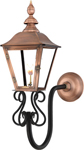 Oak Alley OA28G Gooseneck mount from Primo Lanterns