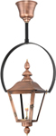 Oak Alley OA28G Half Yoke mount from Primo Lanterns