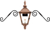 Oak Alley OA28G Moustache mount from Primo Lanterns