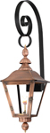 Oak Alley OA28G DoTop  Scroll mount from Primo Lanterns
