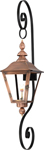 Oak Alley OA28G Double Scroll mount from Primo Lanterns