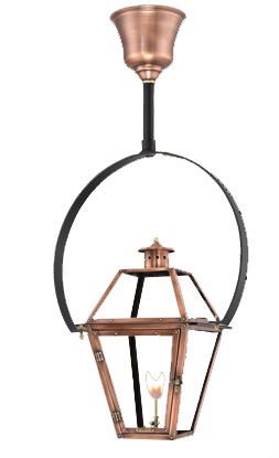 Orleans PL-OL22 Half Yoke mount from Primo Lanterns