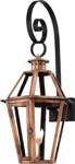 Rampart RT-23G Top Scroll mount from Primo Lanterns
