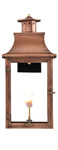 Royal Gas Lantern with New Orleans style from Primo Lanterns